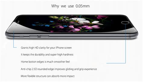 Tempered Glass Samsung 2 Hippo Sapphire buy 0 05mm ultimate thin sapphire tempered glass screen protector iphone samsung