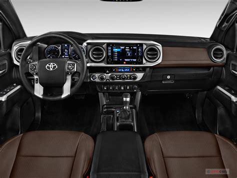 toyota tacoma interior 2017 2017 toyota tacoma interior u s news world report