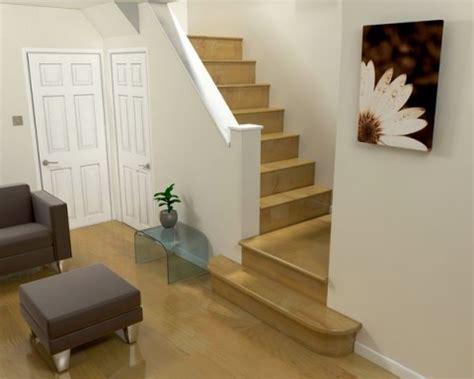 ideas  espacios modernos junto  escaleras