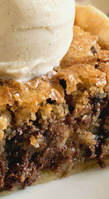 toll house chocolate chip pie toll house chocolate chip pie recipe chocolate chips chocolate chip pie and chips