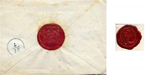 Persönlicher Brief Beispiel Schaumburger Postgeschichte
