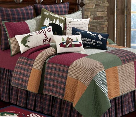 c and f bedding gibson lake full queen quilt 90 quot x 92 quot c f enterprises
