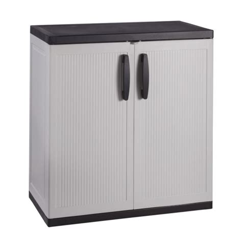 stunning plastic free standing cabinets garage cabinets