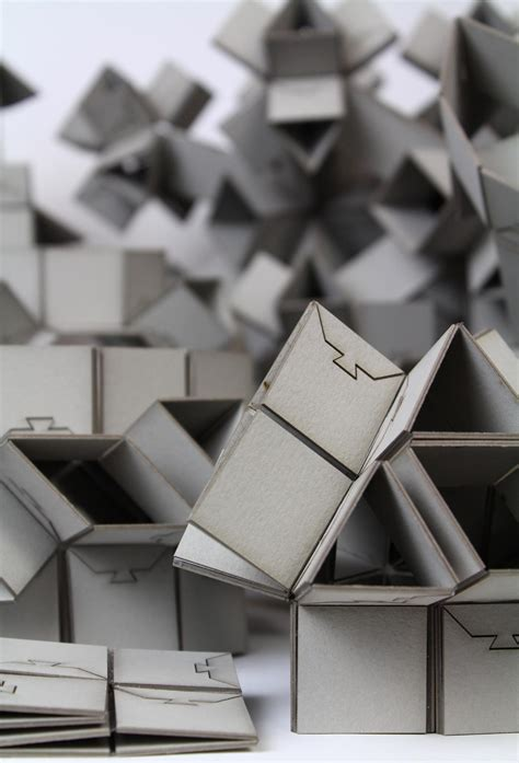 Shaped Paper Folding - folding reconfigurable materials toolkit to design