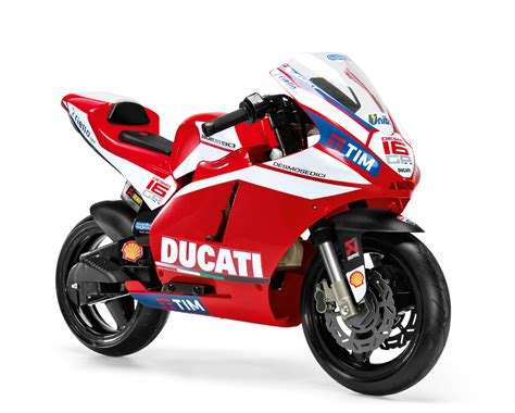 Electric Motorbike Motor by Ducati Licensed 12v Electric Motorbike