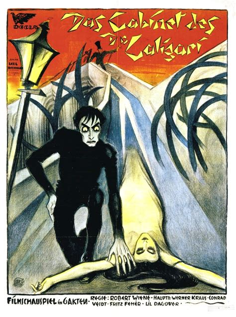 The Cabinet Of Dr Caligari by The Cabinet Of Dr Caligari