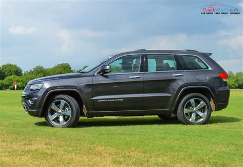 jeep grand cherokee launched  india price specs showroom
