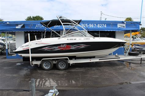 yamaha boats used for sale 2006 used yamaha ar230 ho jet boat for sale 17 900