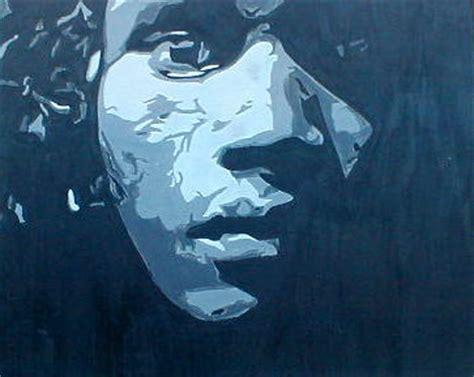 Peinture Acrylique Sèche by Mon Fils A Fait Ces Portraits Sur Humanism Etc Je Suis