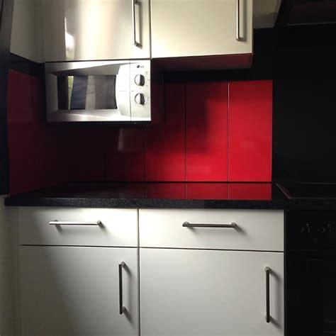 küche rot weiss k 252 che schwarz