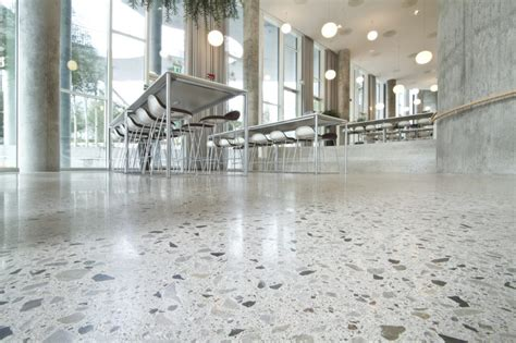 Polished Concrete vs. Resin Floors   All Things Flooring