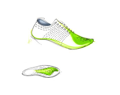 nike fly knit technology a convergence of and technology nike flyknit
