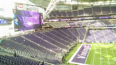 section 237 a 1 b u s bank stadium section 237 rateyourseats com