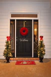 Of christmas front porch decoration using outdoor animated christmas