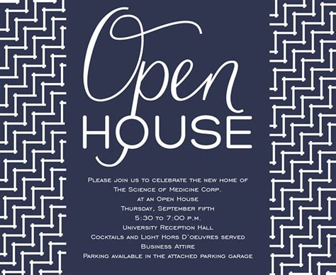 free open house post card templates 11 open house invitation templates free psd vector eps