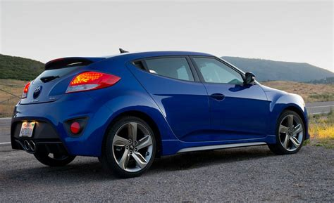 hyundai veloster turbo car and driver