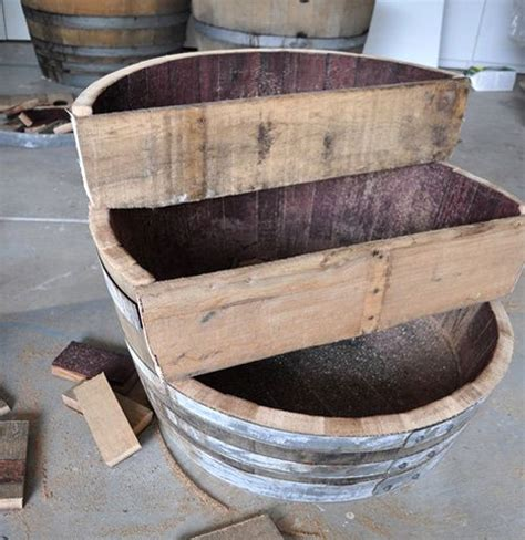 Whiskey Barrel Planter Drainage by Best 25 Whiskey Barrel Planter Ideas On