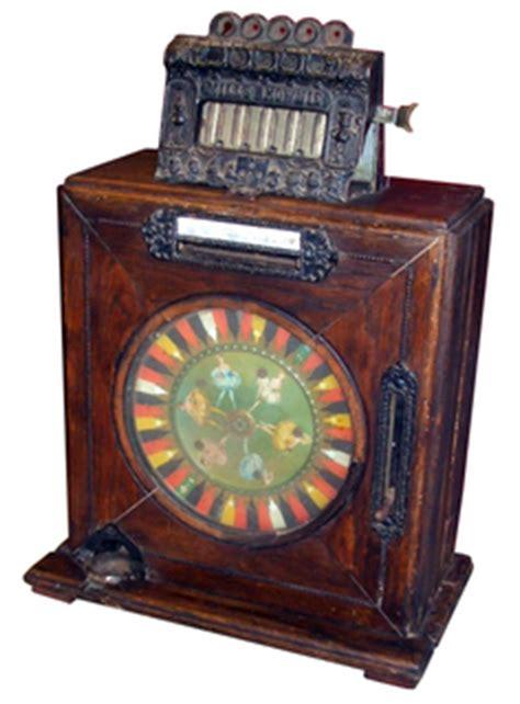 Amio Id Gamis Black Brownie brownie slot machine by mills novelty co