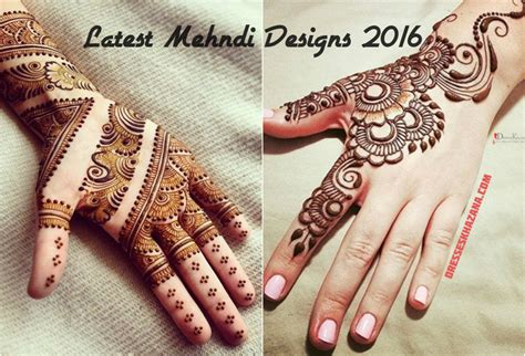 2016 new mehndi designs latest mehndi designs 2016 archives dresses khazana