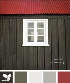 Cabin Color Schemes by Cabin Renovation Ideas Paint Colors