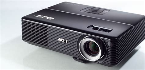 Proyektor Acer P1203 projector p1 photogallery 05
