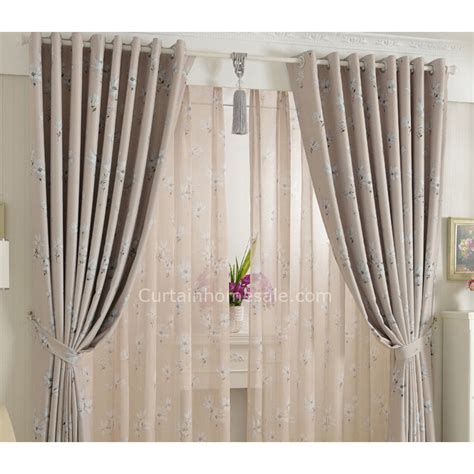 fancy bedroom curtains fancy living room botanic printing blackout cheap bedroom curtains
