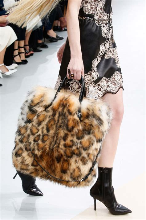 louis vuitton fallwinter  runway bag collection
