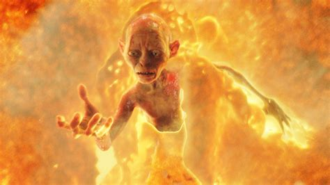 image gollum s death jpg the one wiki to rule them all