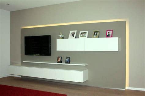 Fernseher Wand Gestalten by Wohnm 246 Bel Nach Ma 223