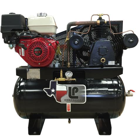 new 12 hp honda gx390 gas truck mount air compressor 30 gallon sale price ebay