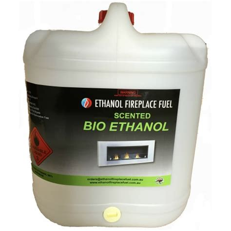Bio Ethanol Fuel For Fireplaces by Ethanol Fireplace Fuel Scented Bio Ethanol Fuel 10 X