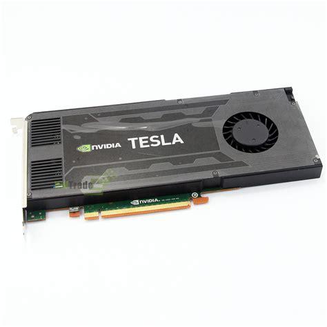 Tesla Graphics Nvidia Tesla K8 8gb Pcie 2 5 Ghz Card Graphics Card