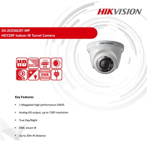 Special Produk Cctv Turbohd Hd720p From Hikvision Paket 4 Channel Hikvision Cctv Malang