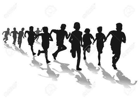 Fifteen Waiter Running The Marathon 2 by Running Race Winner Clipart Clipartxtras