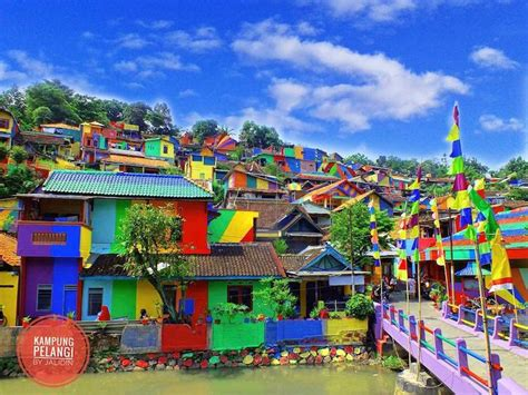 Small Colored Lakban Warna kung pelangi rainbow in indonesia covered in colorful