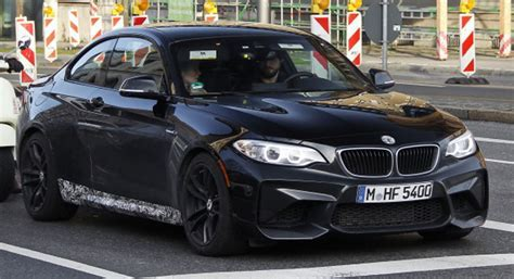 Check Out BMW's New M2 In Sapphire Black