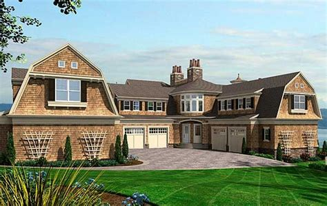 Luxury Shingle Style House Plans by Luxury House Plans Shingle Style Home Design And Style