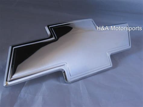 chevrolet emblem replacement chevy bowtie logo car interior design