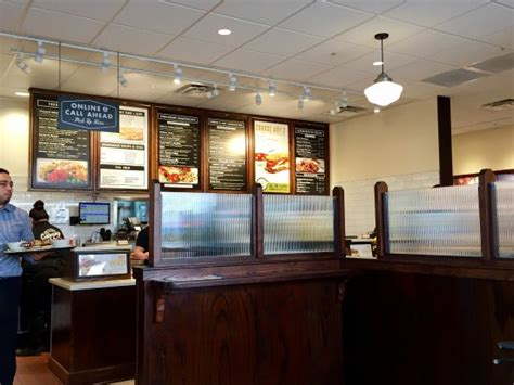 Order Counter Order Counter Picture Of Corner Bakery Cafe Hacienda