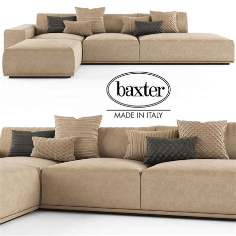 Baxter Sofa by Sofa Baxter Monsieur Max