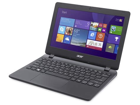 Laptop Acer Aspire Es 11 acer aspire es1 131 notebook review notebookcheck net reviews