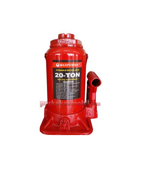 Ats Dongkrak Botol 2 Ton Hidrolik Hydraulic Bottle Ja Murah 1 dongkrak botol maxpower perkakasmobil