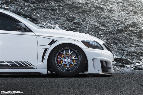 vip cars aristo vip style lexus is300 drift is fukuoka custom car show