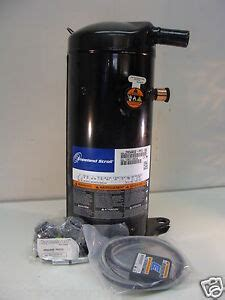 new copeland scroll air conditioning compressor zr54k5e pfv 800 r22 407c ebay