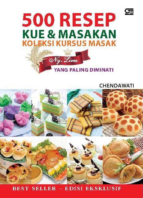 Perisa Pasta Ny Liem Mangga jual buku 500 resep kue masakan koleksi kursus masak