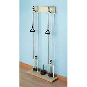 Wall Mounted Pulley Amazon Com Wall Mounted Chest Pulley Weight