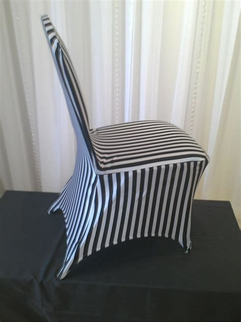 Black And White Dining Chair Covers Black White Damask And Stripe Dining Chair Cover Chairs Seating