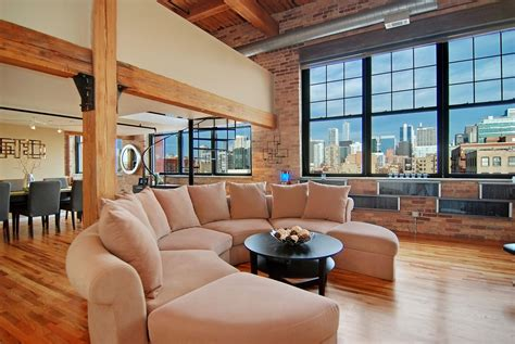 Loft Apartment In Chicago For Rent 1000 W Washington Unit 536 West Loop Modern Chicago Homes
