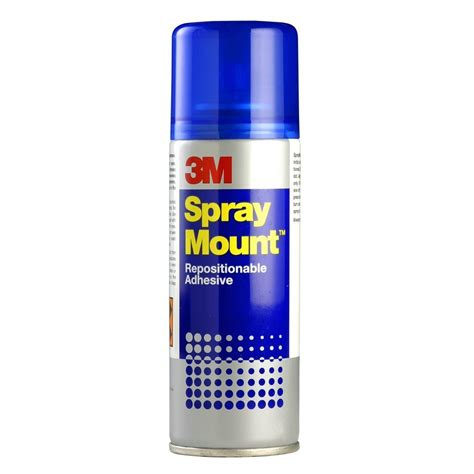 Home Design Catalog by 3m Spraymount Repositionable Adhesive 400ml