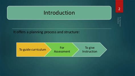 understanding by design key criteria understanding by design